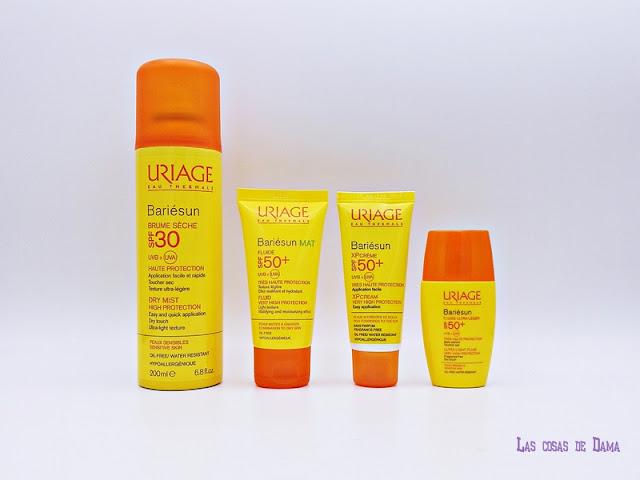 Bariésun  Uriage sunprotect protección solar farmacia dermocosmetica laboratorio