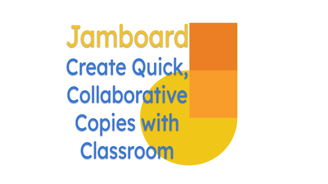 Jamboard: Create Quick, Collaborative Copies with Classroom