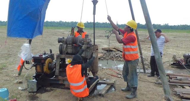 Berikut Jasa Sumur Bor Purwokerto Jawa Tengah Per Meter Bergaransi