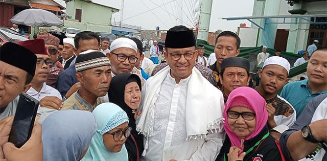 Tak Hanya Cinta Bangsa dan Negara, Gubernur Anies Juga Cintai Ulama
