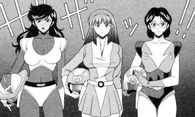 """Reseña de """"Mazinger Angels"""" de Go Nagai y Akihiko Niina. - Ooso Comic"""