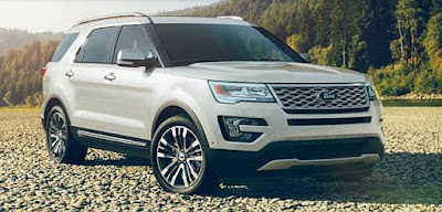 2016 Ford Explorer Platinum SUV HD Image Gallery
