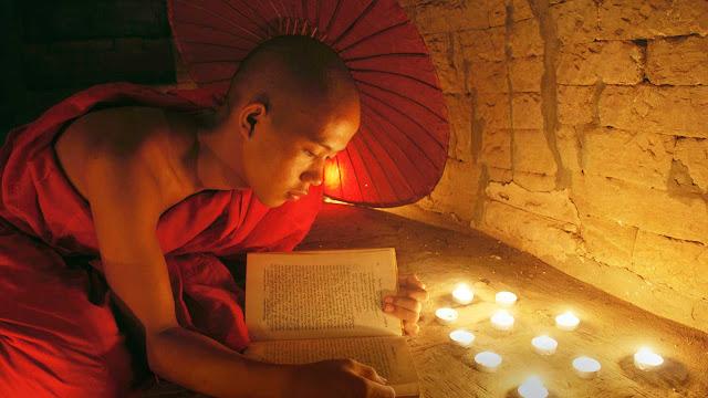 Meditation Leh Monastery