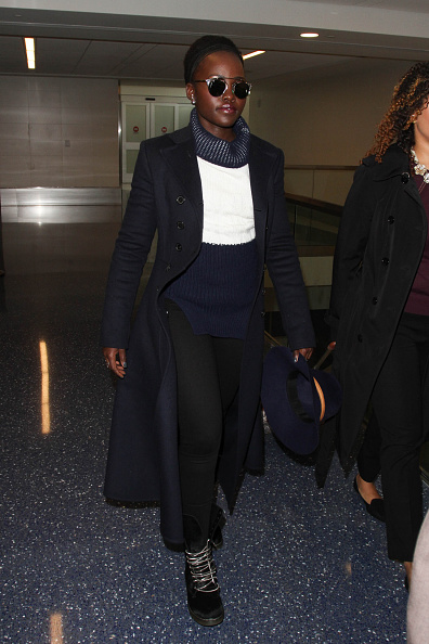 Lupita Nyong Eternal Black Jeans