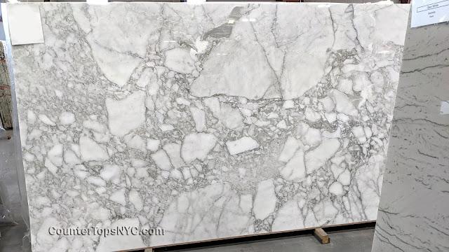 Arabescato Vagli Marble Slab 3cm Polished NYC