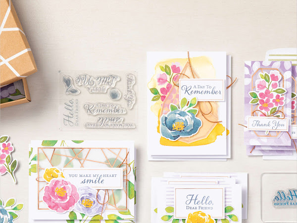 Stampin' Up!® Hello Dear Friend Kit - VIDEO