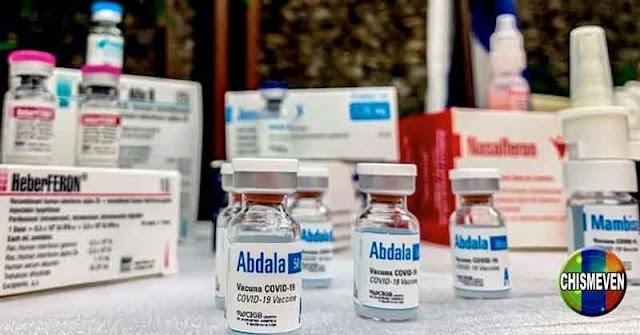 Chavismo utiliza a venezolanos para probar la vacuna cubana Abdalá y ver a cuántos mata