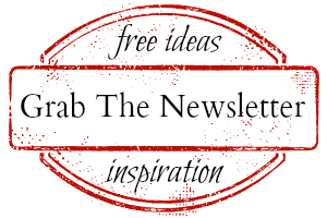 Grab The Free Newsletter Icon