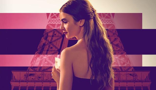 Emily em Paris - Engraçada e Interessante - Netflix