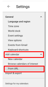 Connect Facebook Calendar To Google Calendar<br/>
