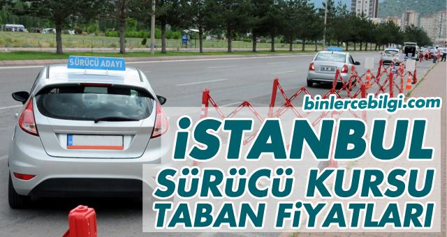 istanbul sürücü kursu fiyatları