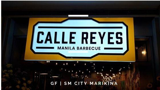 Calle Reyes Manila