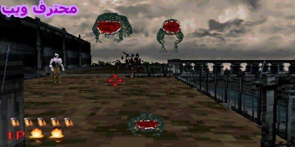 تحميل لعبة بيت الرعب للكمبيوتر مضغوطة من ميديا فاير