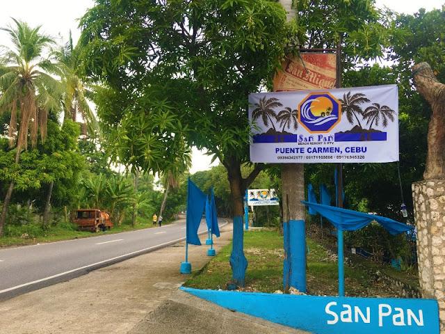 San Pan Beach Resort in Carme Cebu (North)