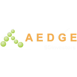 AEDGE GROUP LIMITED (XVG.SI) @ SG investors.io