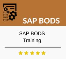 SAP BODS Training