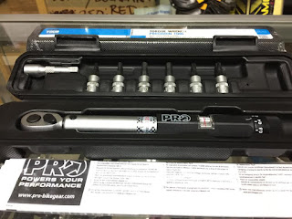 TORQUE WRENCH PRO (By Shimano)