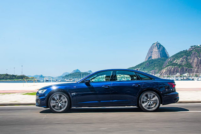 Audi A6 e A7 2020: preços e especificações oficiais - Brasil