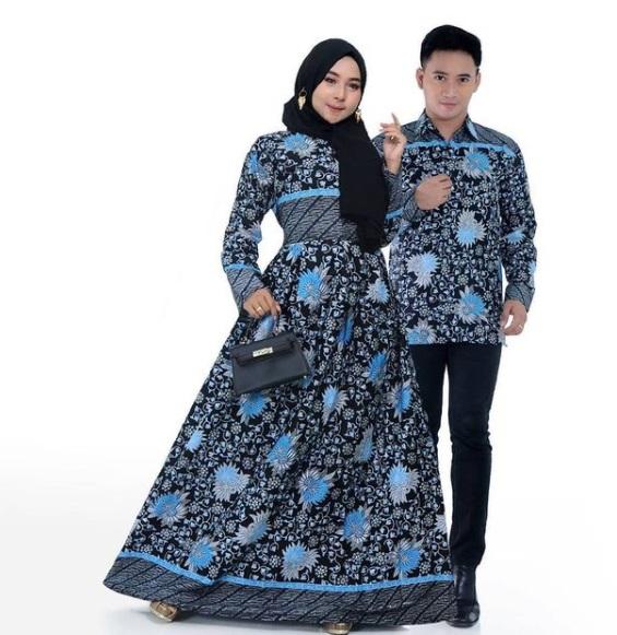 Batik Gamis Pasangan