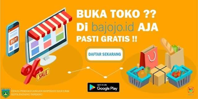 """Pemko Padang Panjang Ajak UKM Gunakan Aplikasi  """"Bajojo.id"""""""