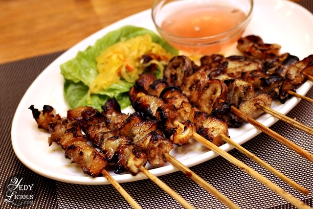 Barbecue Platter at Beeffalo Antipolo