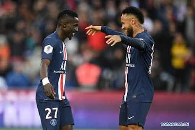 مشاهدة مباراة باريس سان جيرمان وأنجيه بث مباشر اليوم