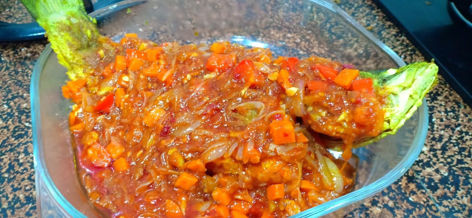 Resepi cara masak ikan siakap 3 rasa paling mudah dan sedap