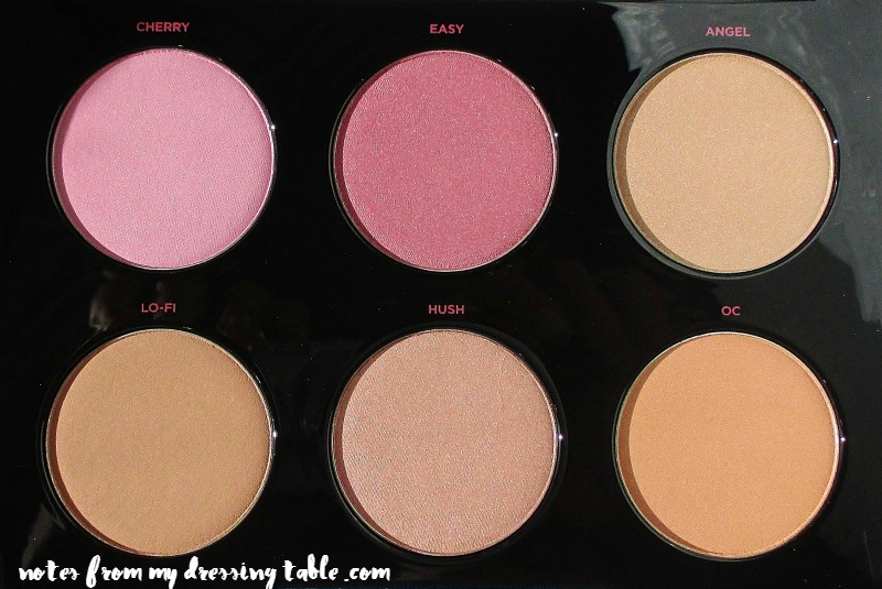 Urban Decay X Gwen Stefani Blush Palette-Blush-Close-Up-notesfrommydressingtable.com