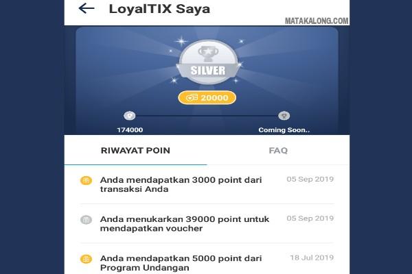 Cara Mendapatkan Loyaltix TIX ID