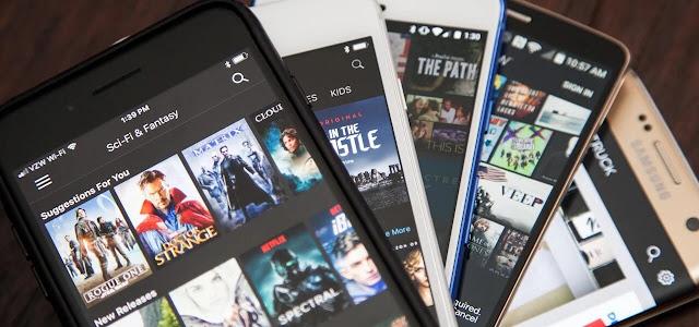 أفضل  تطبيقات لمشاهدة الأفلام على اندرويد , آيفون , آيباد