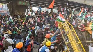 ट्रैक्टर रैली की हिंसा में 86 पुलिसकर्मी घायल, अब तक कुल 22 मामले दर्ज