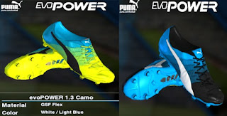 Boots Puma Evopower pack 2016 Pes 2013