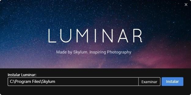 Luminar 4.1.1.5343 poster box cover