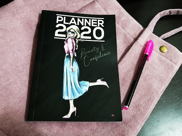 Planner 2020 Ana (Beauty) Menjadi Pilihan