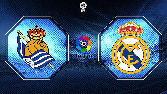 موعد مباراة ريال مدريد ضد ريال سوسيداد والقنوات الناقلة اليوم الأحد 21 يونيو في قمة الأسبوع الثلاثين في الدوري الإسباني
