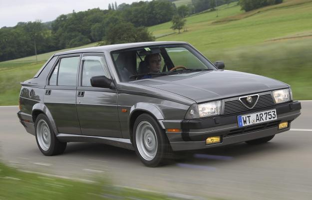 Alfa Romeo 75: Η τελευταία πραγματική Alfa