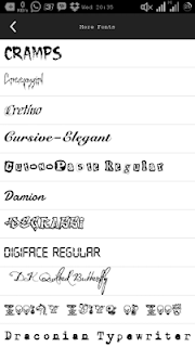 Download Font Pack Picsay Pro