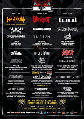 download festival poster