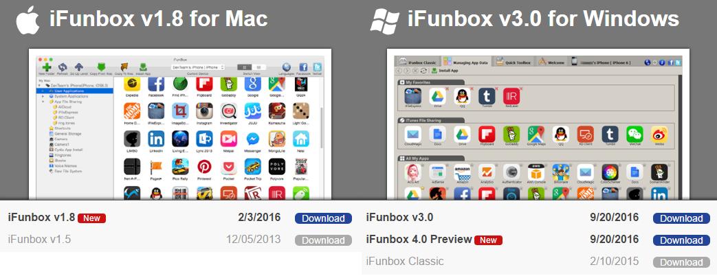 Ifunbox Alternative Ios 12