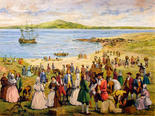 Canarias y el Nuevo Mundo