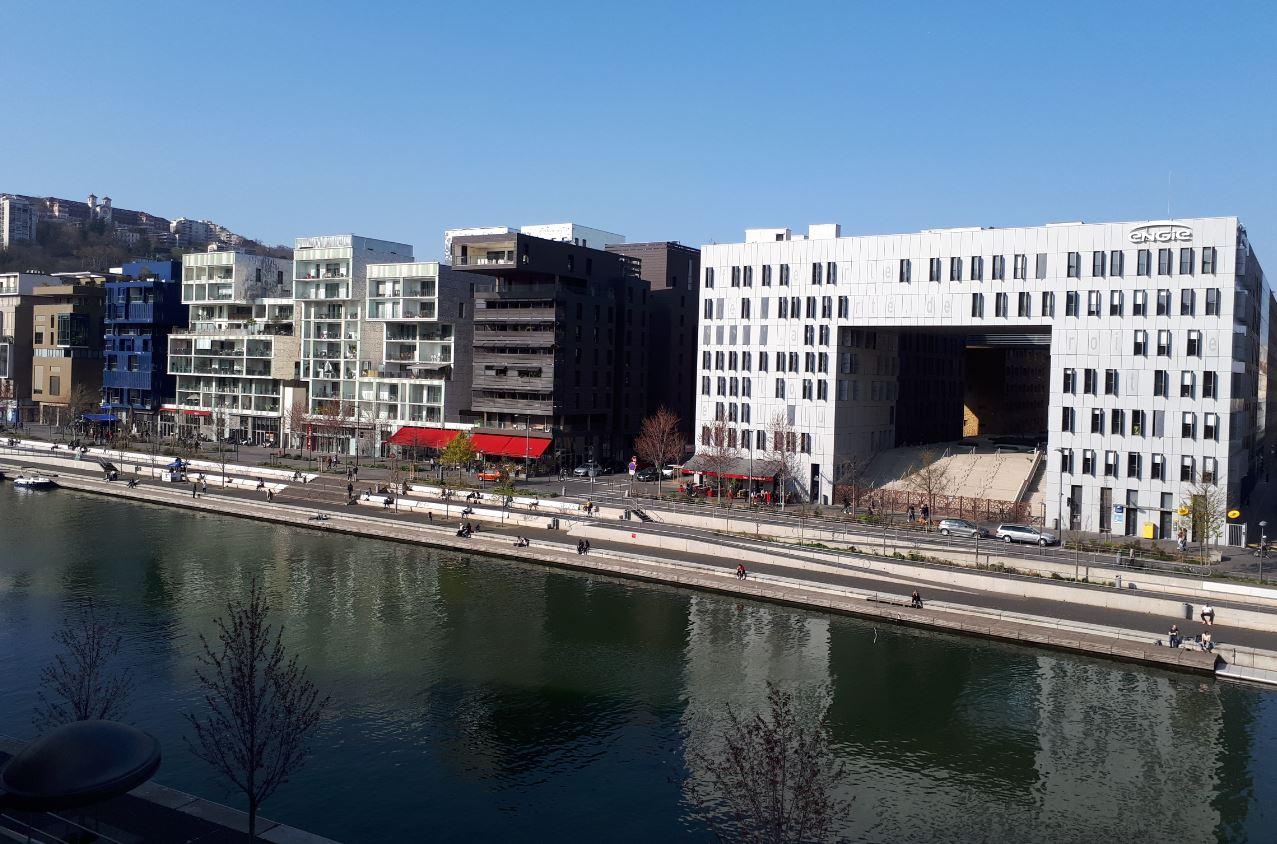 Confluence à Lyon