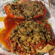 Pat's Savory Stuffed Peppers