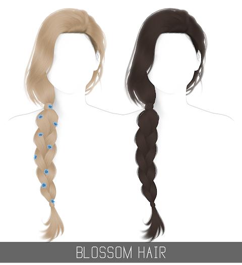 BLOSSOM HAIR (PATREON)