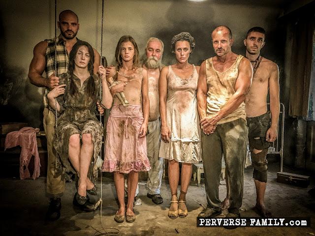 Perverse Family: Incesto y suciedad en una familia disfuncional