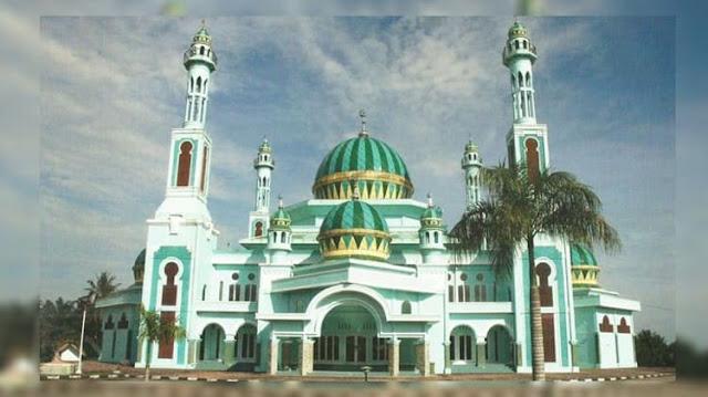 Wisata Religi Masjid Al Manan