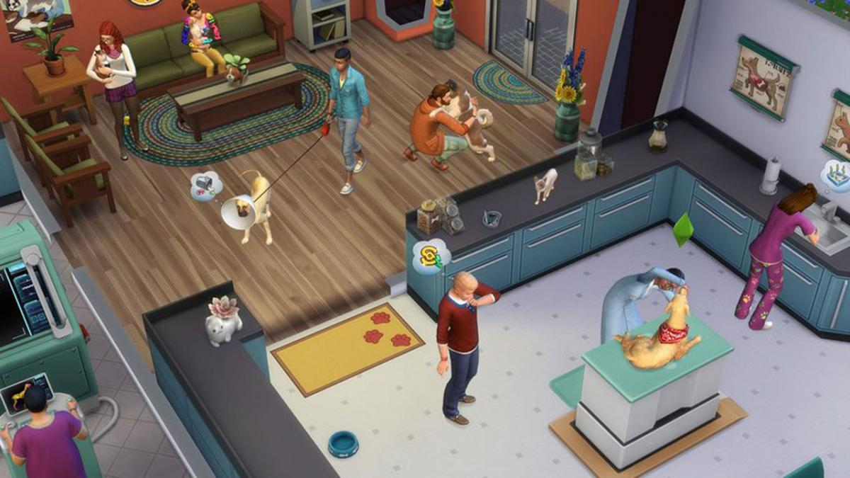 The Sims 4 Cats and Dogs: tips and tricks to make your vet clinic a success