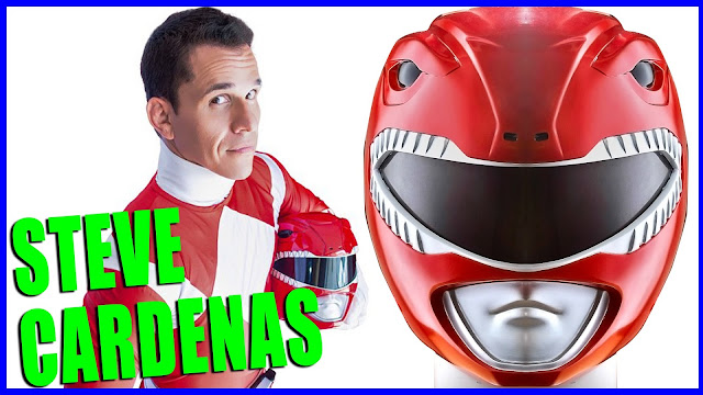 Steve Cardenas Power Rangers