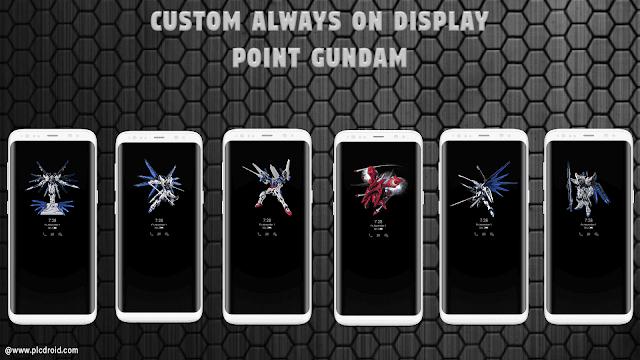 Custom AOD Gundam