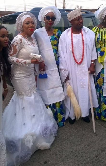 Photos Nigerian King Marries A Jamaican Woman Meet