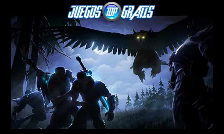 Descargar juego Dauntless